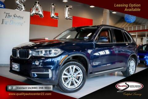 2014 BMW X5 for sale at Quality Auto Center in Springfield NJ