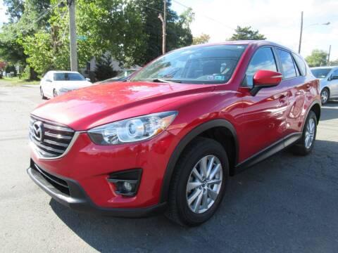 2016 Mazda CX-5 for sale at PRESTIGE IMPORT AUTO SALES in Morrisville PA