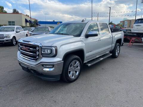 2016 GMC Sierra 1500 for sale at Lion's Auto INC in Denver CO