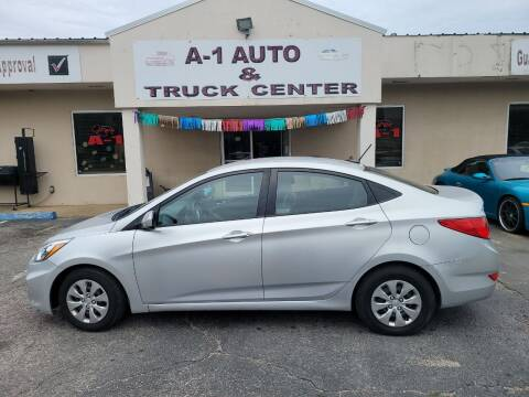 2017 Hyundai Accent for sale at A-1 AUTO AND TRUCK CENTER in Memphis TN