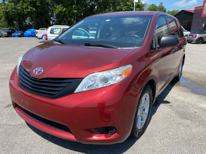 2016 Toyota Sienna for sale at Capital City Imports in Tallahassee FL