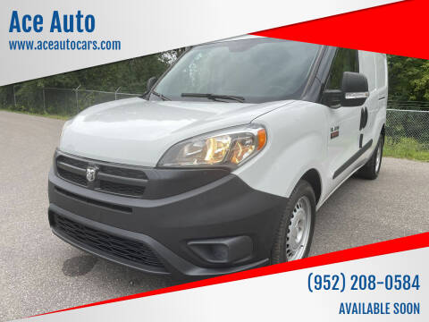 2019 RAM ProMaster City Cargo for sale at Ace Auto in Jordan MN