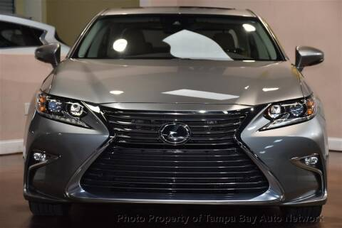2018 Lexus ES 350 for sale at Tampa Bay AutoNetwork in Tampa FL