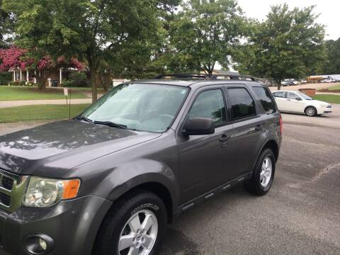 2010 Ford Escape for sale at O'Quinns Auto Sales, Inc in Fuquay Varina NC