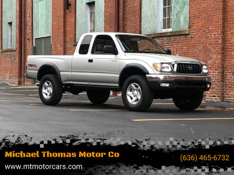 2003 Toyota Tacoma for sale at Michael Thomas Motor Co in Saint Charles MO