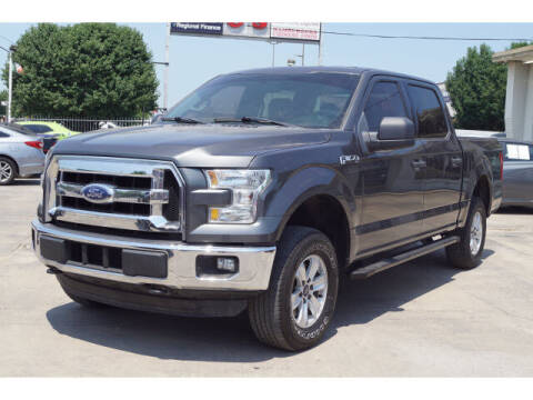 2015 Ford F-150 for sale at Monthly Auto Sales in Fort Worth TX