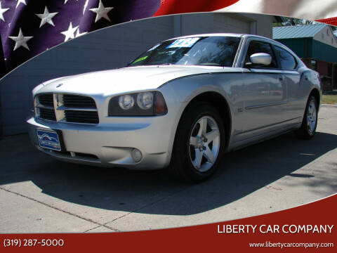 2010 Dodge Charger for sale at Liberty Car Company - II in Waterloo IA