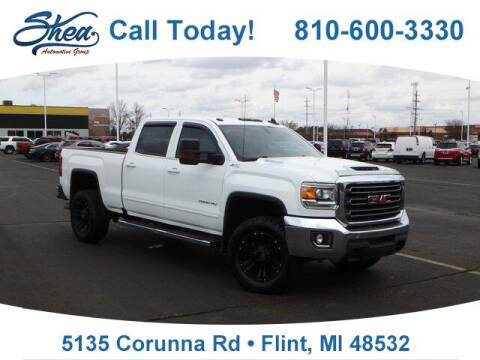 2018 GMC Sierra 2500HD for sale at Jamie Sells Cars 810 - Linden Location in Flint MI