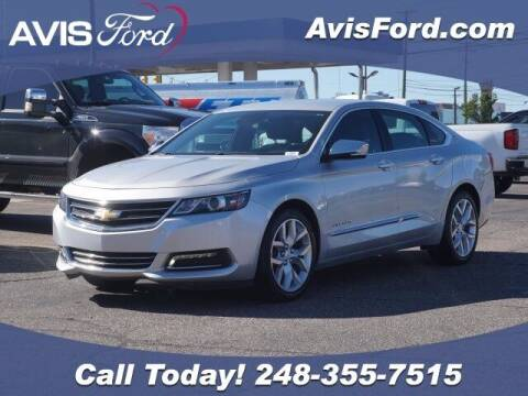 2016 Chevrolet Impala for sale at Work With Me Dave in Southfield MI