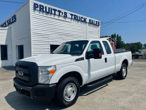 2014 Ford F-250 Super Duty for sale at Pruitt's Truck Sales in Marietta GA