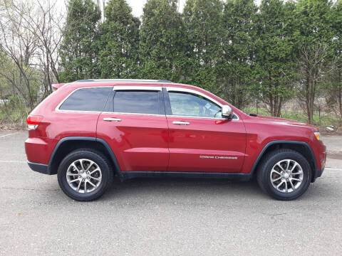 2014 Jeep Grand Cherokee for sale at Feduke Auto Outlet in Vestal NY