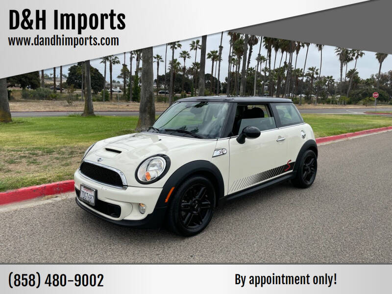 2013 MINI Hardtop for sale at D&H Imports in San Diego CA