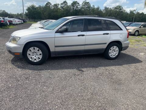2006 Chrysler Pacifica for sale at Popular Imports Auto Sales in Gainesville FL