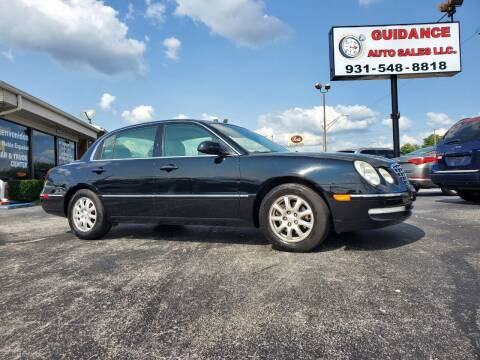 2009 Kia Amanti for sale at Guidance Auto Sales LLC in Columbia TN
