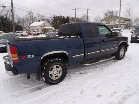 2002 Chevrolet Silverado 1500 for sale at English Autos in Grove City PA