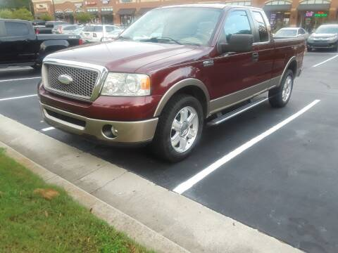 2006 Ford F-150 for sale at Don Roberts Auto Sales in Lawrenceville GA