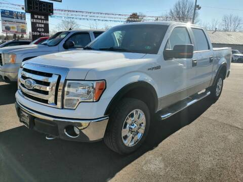 2009 Ford F-150 for sale at KRIS RADIO QUALITY KARS INC in Mansfield OH