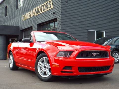 2014 Ford Mustang for sale at Carena Motors in Twinsburg OH
