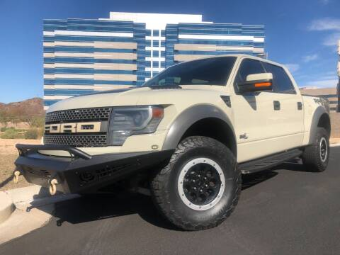 2014 Ford F-150 for sale at Day & Night Truck Sales in Tempe AZ