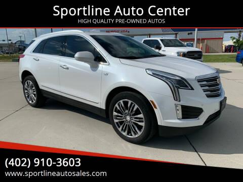 2017 Cadillac XT5 for sale at Sportline Auto Center in Columbus NE