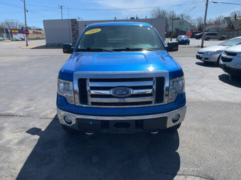 2009 Ford F-150 for sale at L.A. Automotive Sales in Lackawanna NY