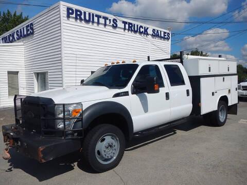 2012 Ford F-550 Super Duty for sale at Pruitt's Truck Sales in Marietta GA