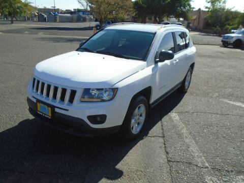 2016 Jeep Compass for sale at Team D Auto Sales in Saint George UT