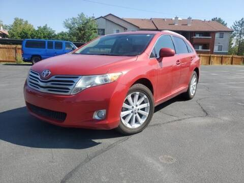 2011 Toyota Venza for sale at INVICTUS MOTOR COMPANY in West Valley City UT