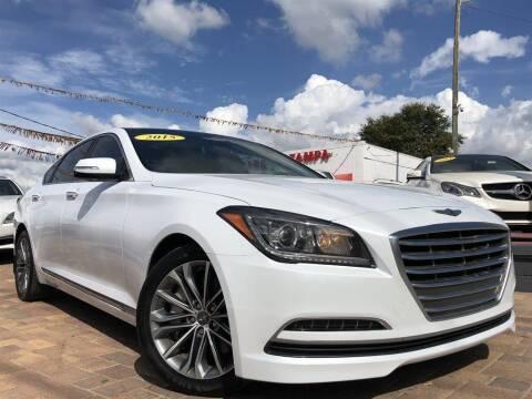 2015 Hyundai Genesis for sale at Cars of Tampa in Tampa FL