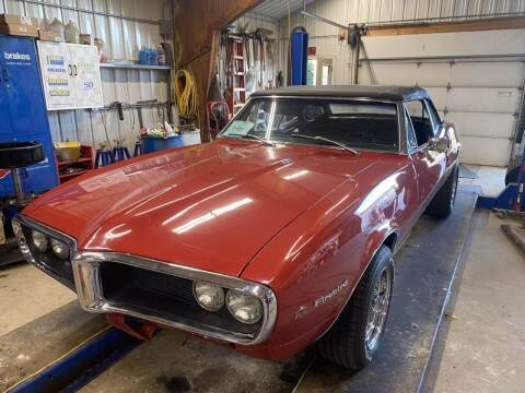 1967 Pontiac Firebird for sale at B & B Auto Sales in Brookings SD