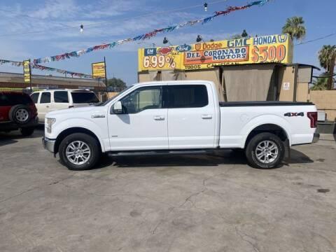 2016 Ford F-150 for sale at DEL CORONADO MOTORS in Phoenix AZ