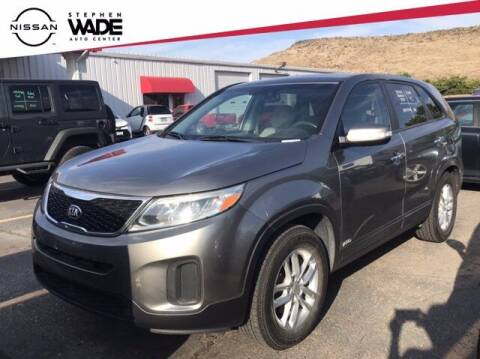 2015 Kia Sorento for sale at Stephen Wade Pre-Owned Supercenter in Saint George UT