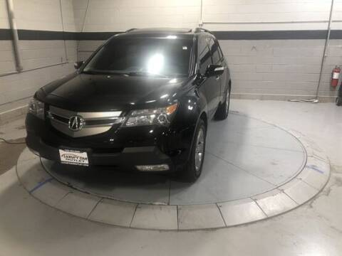 2007 Acura MDX for sale at Luxury Car Outlet in West Chicago IL