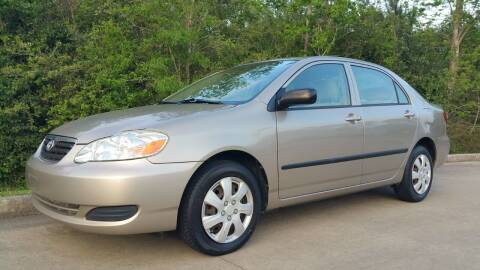 2006 Toyota Corolla for sale at Houston Auto Preowned in Houston TX