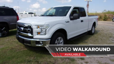 2015 Ford F-150 for sale at 6 D's Auto Sales MANNFORD in Mannford OK