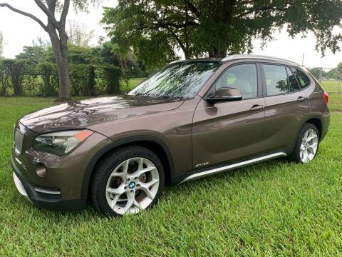 2014 BMW X1 for sale at Top Trucks Motors in Pompano Beach FL
