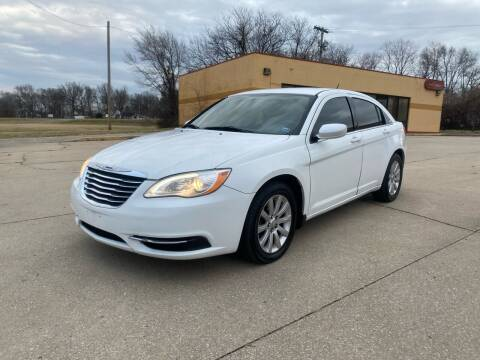 2011 Chrysler 200 for sale at Xtreme Auto Mart LLC in Kansas City MO