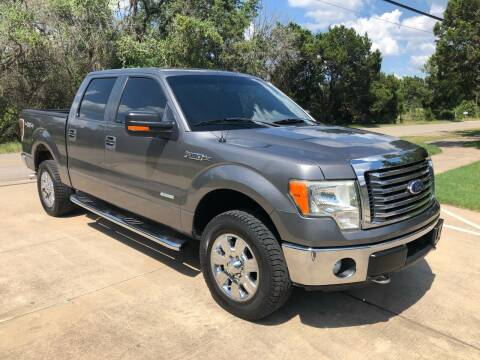 2012 Ford F-150 for sale at Luxury Motorsports in Austin TX