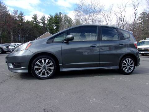 2013 Honda Fit for sale at Mark's Discount Truck & Auto Sales in Londonderry NH