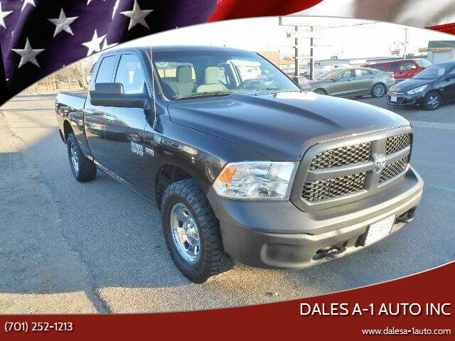 2016 RAM Ram Pickup 1500 for sale at Dales A-1 Auto Inc in Jamestown ND