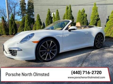 2013 Porsche 911 for sale at Porsche North Olmsted in North Olmsted OH