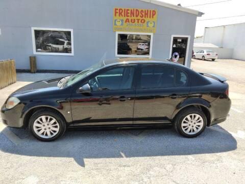 2009 Chevrolet Cobalt for sale at Friendship Auto Sales in Broken Arrow OK