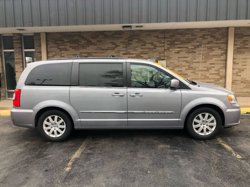 2014 Chrysler Town and Country for sale at Arandas Auto Sales in Milwaukee WI