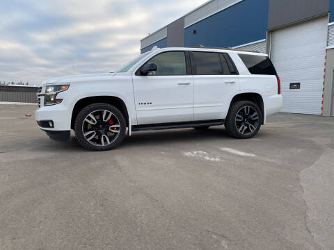 2018 Chevrolet Tahoe for sale at Truck Buyers in Magrath AB