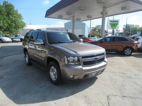 2013 Chevrolet Tahoe for sale at Perfection Auto Detailing & Wheels in Bloomington IL
