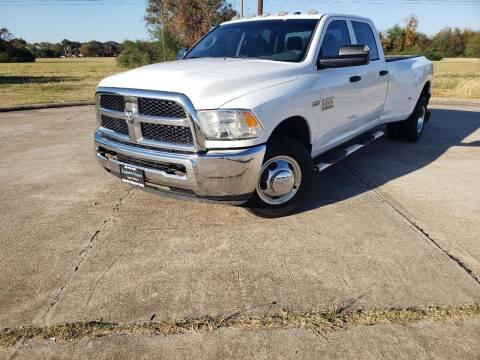 2014 RAM Ram Pickup 3500 for sale at Laguna Niguel in Rosenberg TX