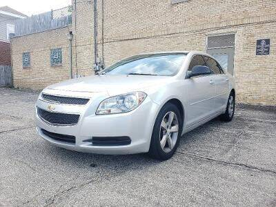 2011 Chevrolet Malibu for sale at Affordable Auto Sales of Kenosha in Kenosha WI