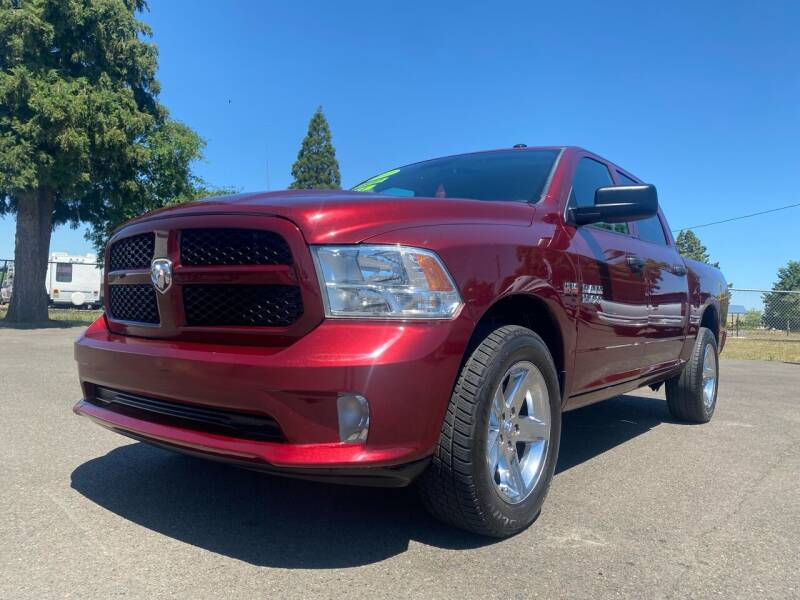 2017 RAM Ram Pickup 1500 for sale at Pacific Auto LLC in Woodburn OR