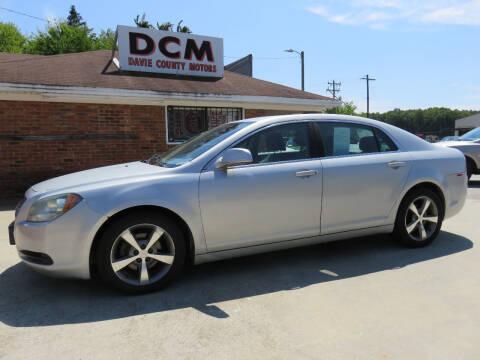 2010 Chevrolet Malibu for sale at Davie County Motors in Mocksville NC