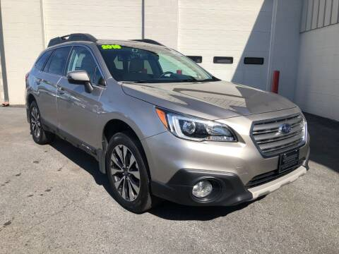 2016 Subaru Outback for sale at Zimmerman's Automotive in Mechanicsburg PA